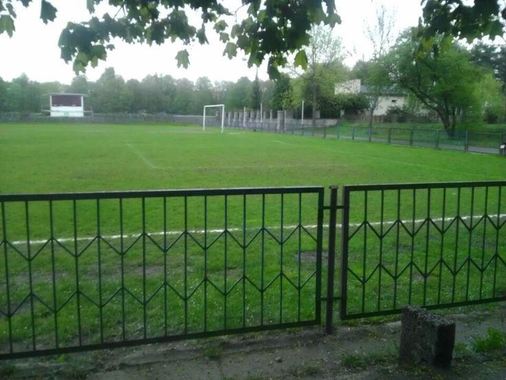 Stadion Warmii in Olsztyn, woj. warmińsko-mazurskie