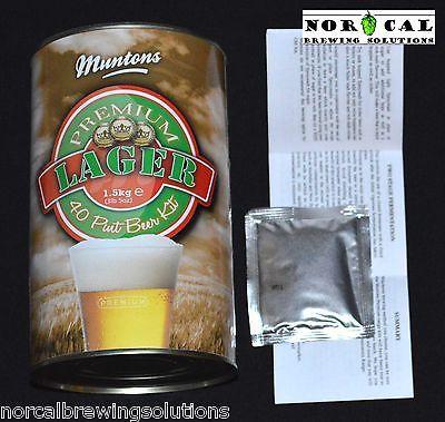 Homebrew beer kit #muntons premium lager 6 #gallon stella artois carlsberg #europ,  View more on the LINK: http://www.zeppy.io/product/gb/2/311599896271/