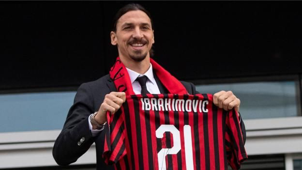 Ac Milan 0 0 Sampdoria Zlatan Ibrahimovic Comes On As Substitute