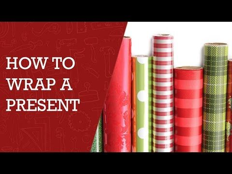 how to warp a present diy channel youtube