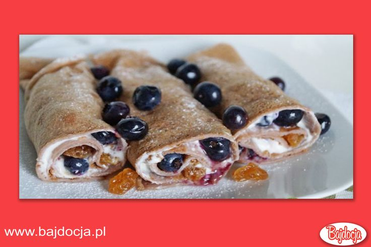 Podawać posypane lekko cukrem pudrem  Źródło: gotujmy.pl