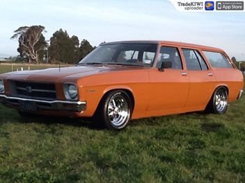 Holden Hq 1974