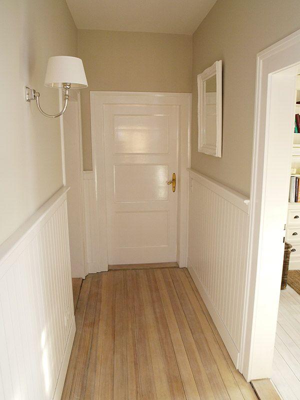 Beadboard Original Aus Den Usa Im Hausbau Flur Paneele Sachsenstab Style At Home Haus Bauen Badezimmer Im Erdgeschoss