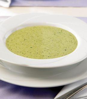 Crema de cilantro