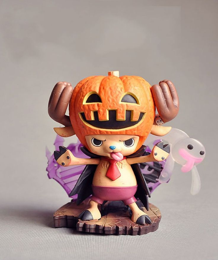 $15.59 (Buy here: https://alitems.com/g/1e8d114494ebda23ff8b16525dc3e8/?i=5&ulp=https%3A%2F%2Fwww.aliexpress.com%2Fitem%2FAnime-One-Piece-Chopper-Pumpkin-Ghost-1-8-Scale-Halloween-Chopper-PVC-Action-Figure-Collectible-Model%2F32410863530.html ) Anime One Piece Chopper Pumpkin Ghost 1/8 Scale Halloween Chopper  PVC Action Figure Collectible Model Doll Toy 14cm KT693 for just $15.59