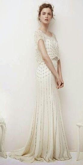 Jenny Packham 2015 Bridal Campaign -  Bardot  0161 445 5678 www.thewhitecloset.co.uk