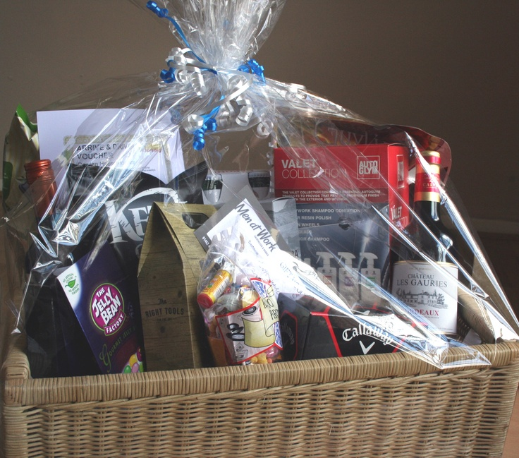 Fathers Day Hamper Prizes, this month you can be in with a chance of winning this hamper worth £350 for your Dad visit www.wickedwrappingpaper.com/FathersDay