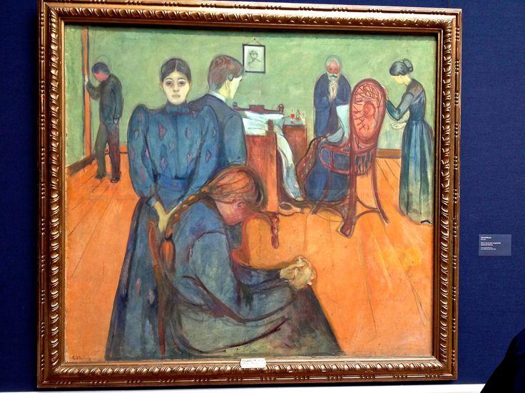29 best Edvard Munch images on Pinterest | Edvard munch ...