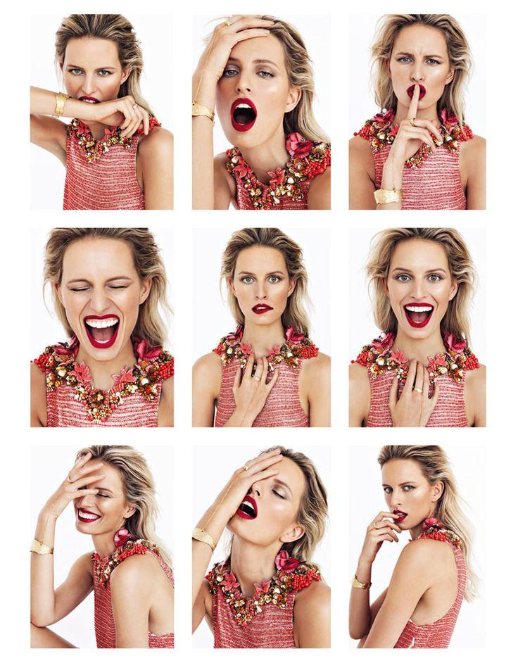 Karolina Kurkova Stars in Elle Czech by Branislav Simoncik | Fashion Gone Rogue: The Latest in Editorials and Campaigns