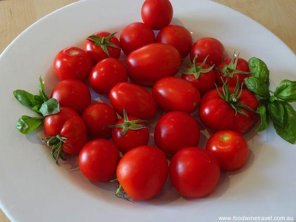 February 2013  Luscious tomatoes