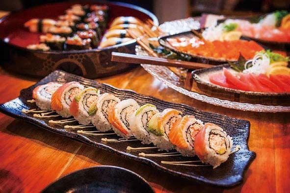 Gallery | Haruno Yume Japanese Restaurant buffet Auckland