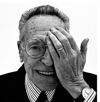 Achille Castiglioni (1918 - 2002) Italian industrial designer