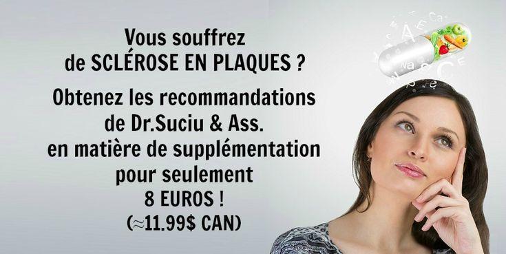 Photo recommandations drsuciu sclérose en plaques