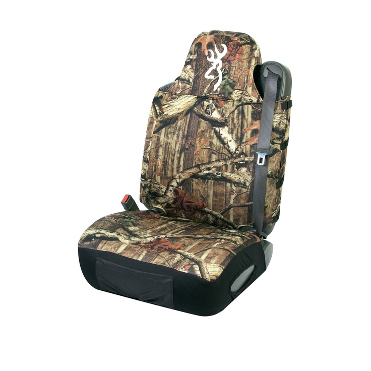 This Neoprene Seat Cover Features Mossy Oak Infinity Camo