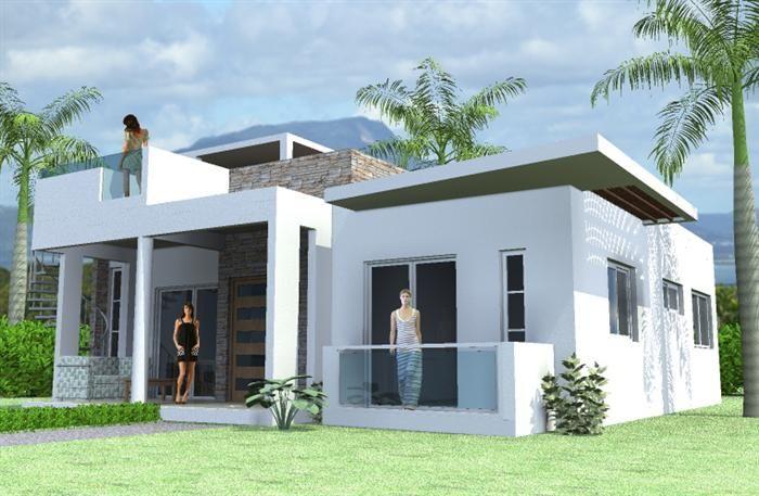 Villa  in  vendita  vista  mare  in  Repubblica Dominicana Listing #: V-12083 LG…