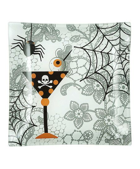 Use Mayco\u0027s silk screens to create this spooky plate!  sc 1 st  Pinterest & 76 best Halloween images on Pinterest | Ceramic painting Halloween ...