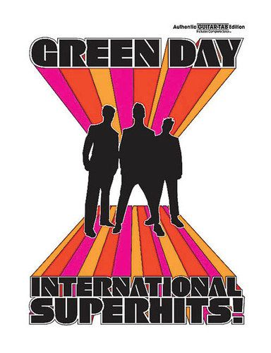 Alfred - Green Day: International Superhits Sheet Music - Multi