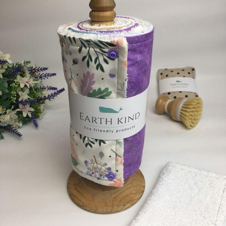 Plastic Free zero waste Unpaper Kitchen Roll from UK seller *affiliate link
