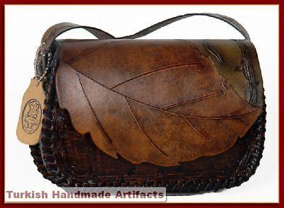 HANDMADE Leather Bag Shoulder Purses Messenger 80X-A | Clothing, Shoes & Accesso…