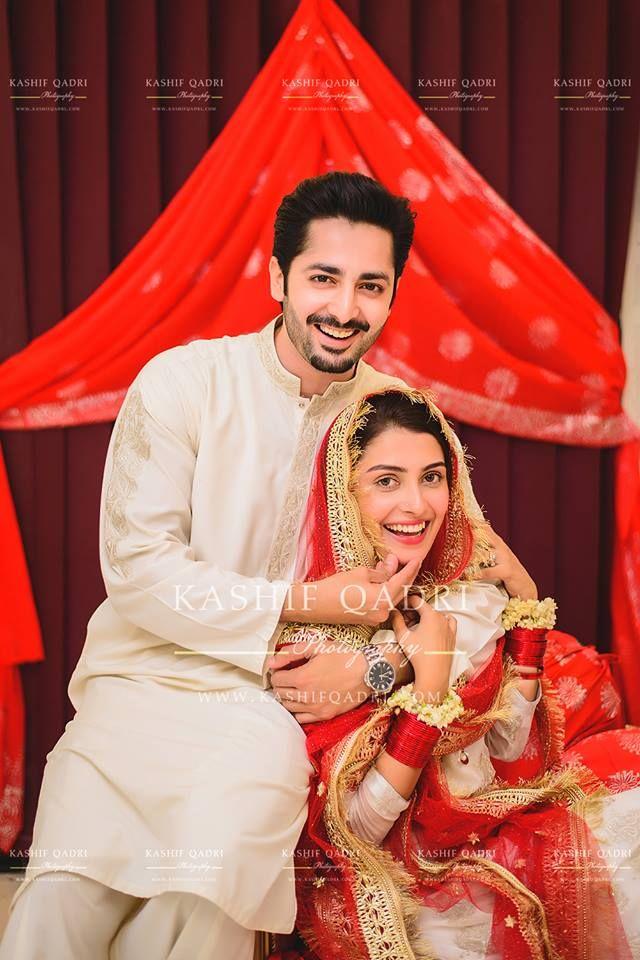 Most cutest couple nikah.. pak bride
