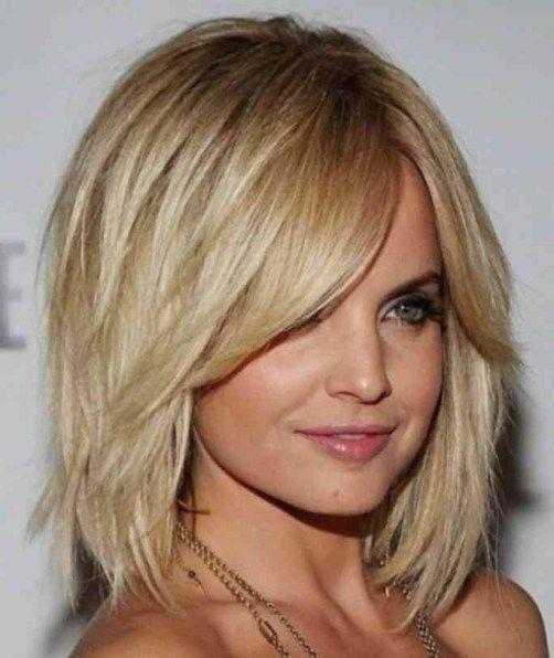 60 Frisuren Halblang Gestuft Frisuren Frisuren Halblang Gestuft Kurz Feines Haar Einfache Frisuren Mittellang