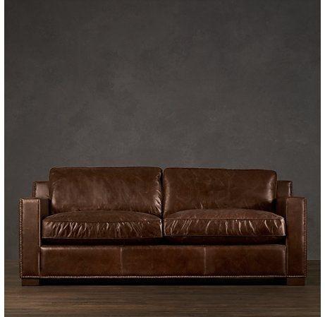 Restoration Hardware Sofa Restoration Hardware Collins