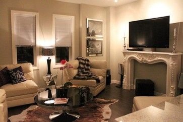 Faux Fireplace Design Ideas, Pictures, Remodel, and Decor - page 2