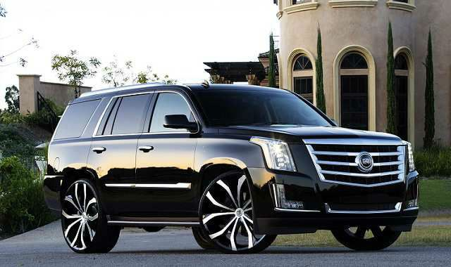 2016 Cadillac Escalade Platinum                                                                                                                                                     More