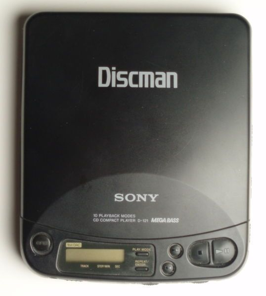 THIS WAS MY FIRST EVER CD PLAYER!! This exact one--I bought it just to play the one CD I had: the Titanic soundtrack.