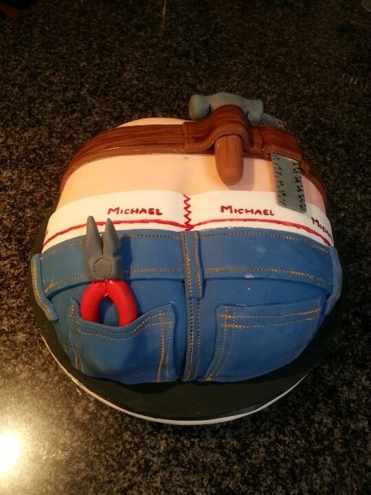 51 Best Plumber Cake Images On Pinterest Anniversary