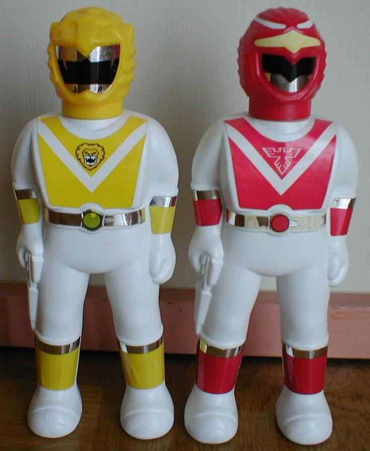 Choujuu Sentai Liveman Toy Guide - Super Sentai Time Capsule