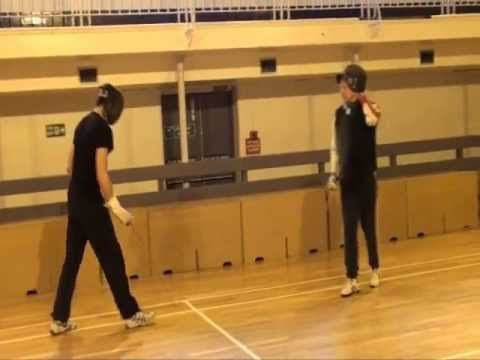 Adam Blight's Fencing Lessons (playlist)