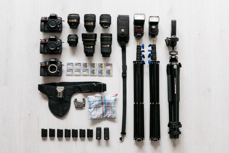 Best equipment for wedding photography - what's in my bag