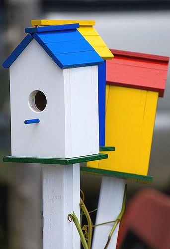 17 Best Images About Vogelhuisjes Maken On Pinterest