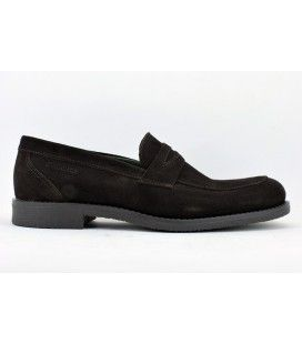 MOCASIN ANTE MARRON