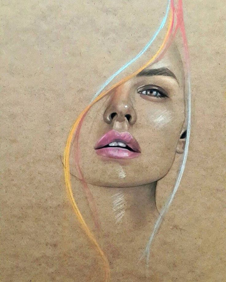 Color Pencil Drawing by 7usam86 http://webneel.com/25-beautiful-color-pencil-drawings-valentina-zou-and-drawing-tips-beginners | Design Inspiration http://webneel.com | Follow us www.pinterest.com/webneel