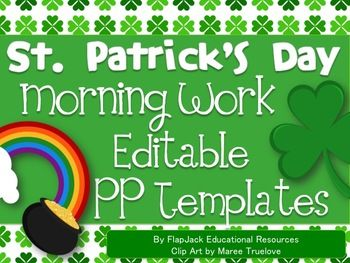 38 best st. patrick's day - bilingual images on pinterest | st, Powerpoint templates