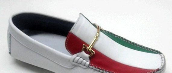 Mocassino Modello Car Shoes Realizzato a Mano di Atelierdelrettile