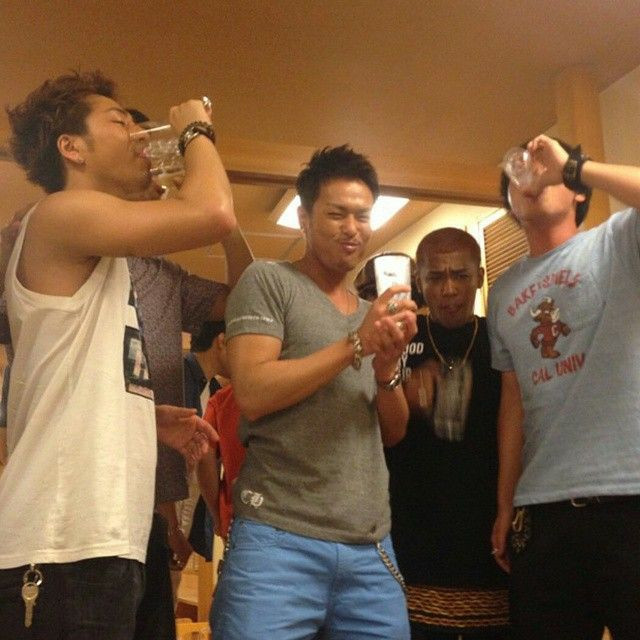 Imaichi Ryuji & Tosaka Hiroomi & Yamashita Kenjiro & Elly Sandaime J Soul Brothers