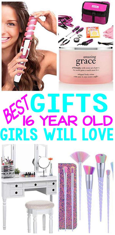 Sixteen year old girls