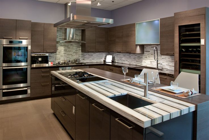 Miele Kitchen Vignette at Abt