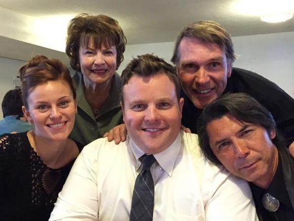Longmire Cast