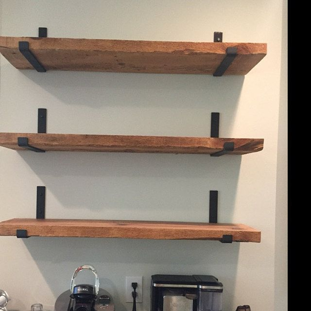 10 Mind Blowing Diy Floating Shelves In 2020 With Images