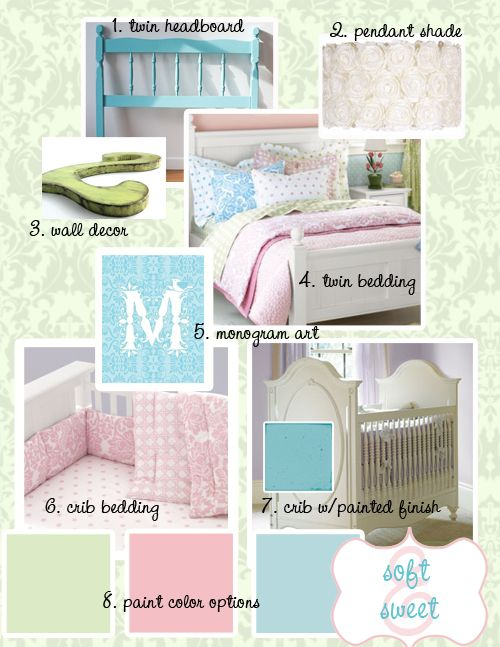 Shared Baby and Toddler Bedrooms | Project Nursery