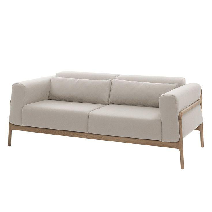 Sofa Fawn 2 Sitzer Webstoff Vintage Sofa Sofa Sofa Furniture