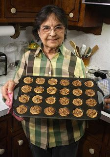 The 99 Cent Chef: Mom's Mini Pecan Pies - Holiday Dessert Video