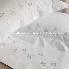 hand embroidery bedding set, View hand embroidery bedding set, Quang Thanh Product Details from QUANG THANH COMPANY LIMITED on Alibaba.com