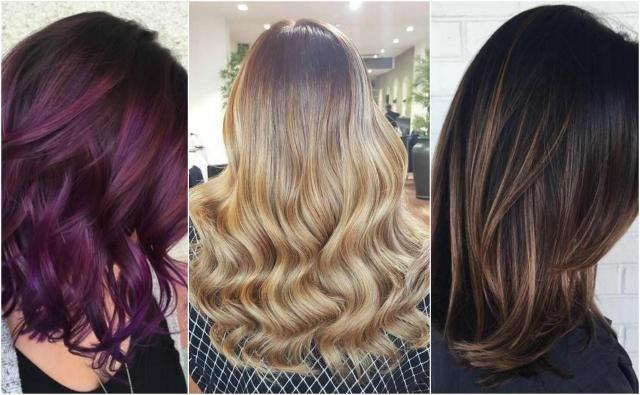 Modne kolory włosów - przegląd fryzur