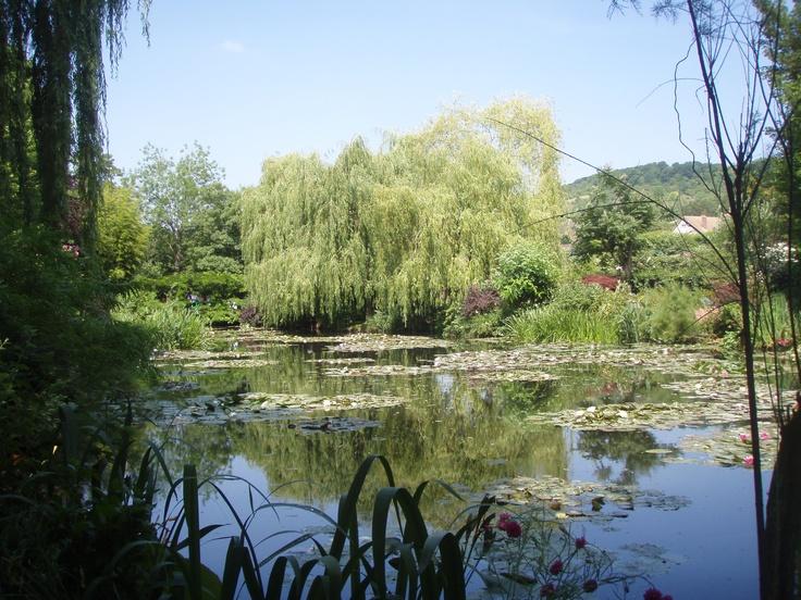 Giverny (Monet's Garden)