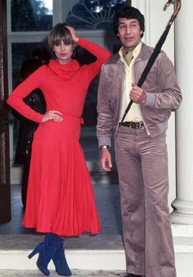 Purdey and Gambit.
